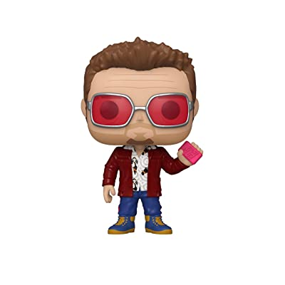 Funko Pop! Movies: Fight Club - Tyler Durden (Styles May Vary): Toys & Games