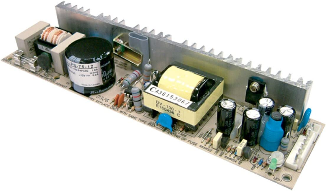 MW Mean Well LPS-75-15 15V 5A 75W Single Output Switching Power Supply