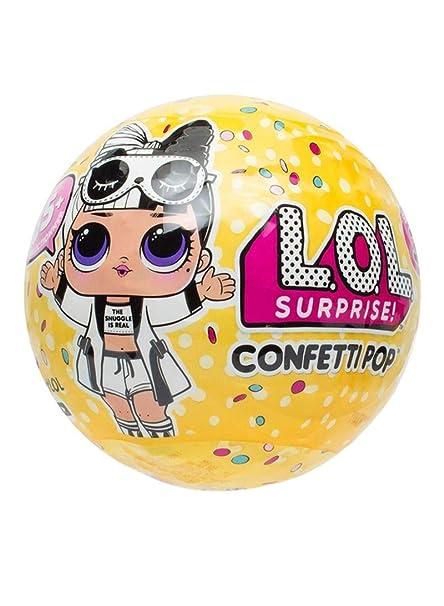 Amazon.es: L.O.L. Surprise! - Confetti POP, 1 unidad (Giochi ...