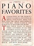 img - for The Library of Piano Favorites book / textbook / text book