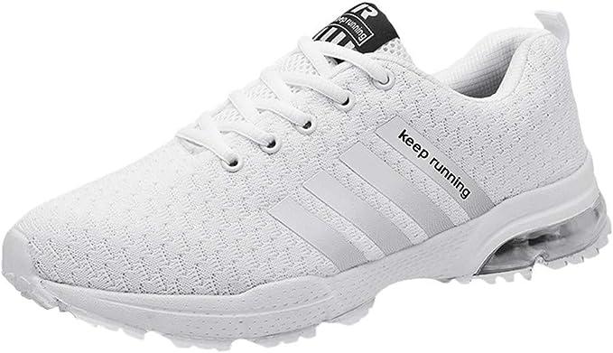 Amazon.com: Zapatillas para hombre y mujer, tamaño 5 – 11 ...
