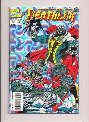 Deathlok #25 (Marvel Comics)