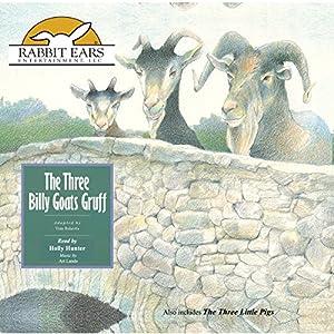 The Three Billy Goats Gruff Audiobook