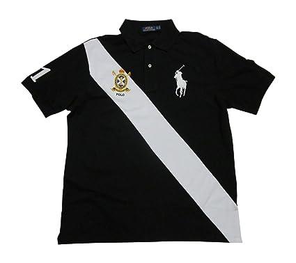 Amazon.com: RALPH LAUREN Polo Men\u0027s Big and Tall Mesh Cotton Polo Shirt Big  Pony: Clothing