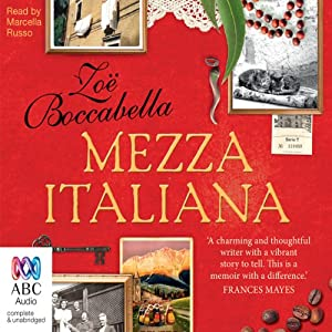 Mezza Italiana Audiobook