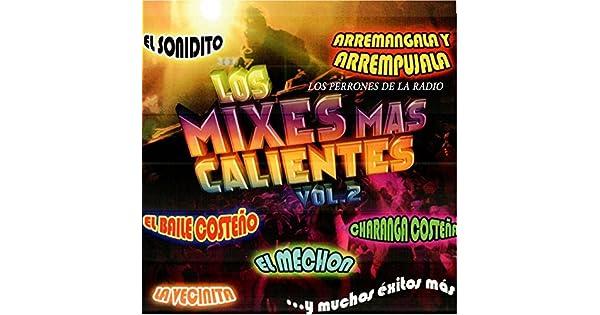Amazon.com: Los Mixes Mas Calientes: los perrones de la ...