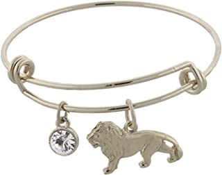 product image for 1928 Jewelry Justice for Cecil - Cecil The Lion Wire Bracelet