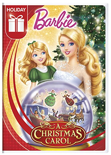 Barbie in A Christmas Carol (New Artwork) (Top 10 Movies For Kids compare prices)