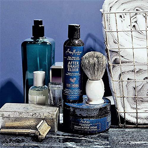 c6845952089f Shea Moisture Men's Shave Care Bundle, Tea Tree Oil & Shea Butter ...