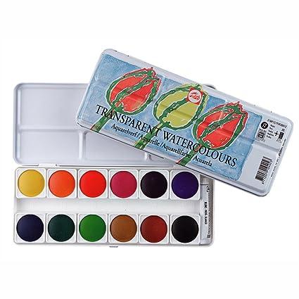 amazon com royal talens van gogh watercolor pocket box 10ml tubes