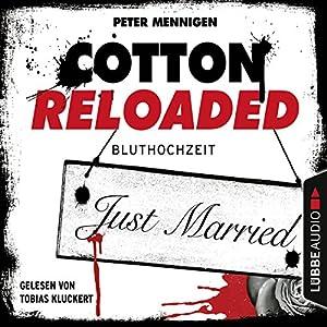 Bluthochzeit (Cotton Reloaded 42) Hörbuch