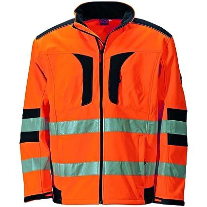 Canadian Line 60642-m-5100 tamaño mediano visibilidad chaqueta – naranja