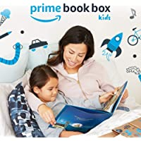 Prime Book Box for Kids (First Box Only)