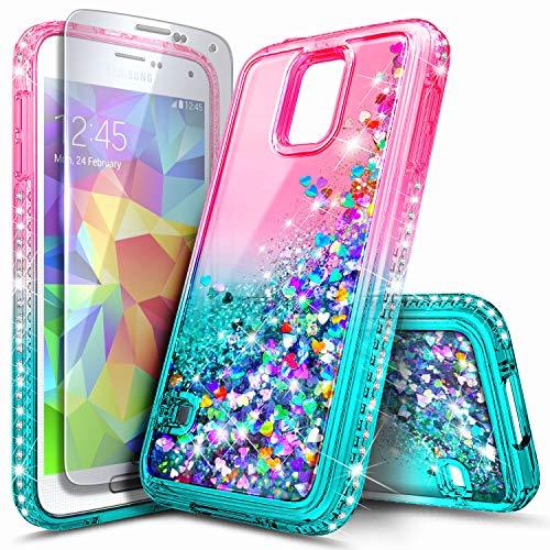 samsung galaxy s5 case pink - 2