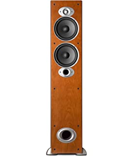 Polk Audio RTI A5 Floorstanding Speaker Single Cherry