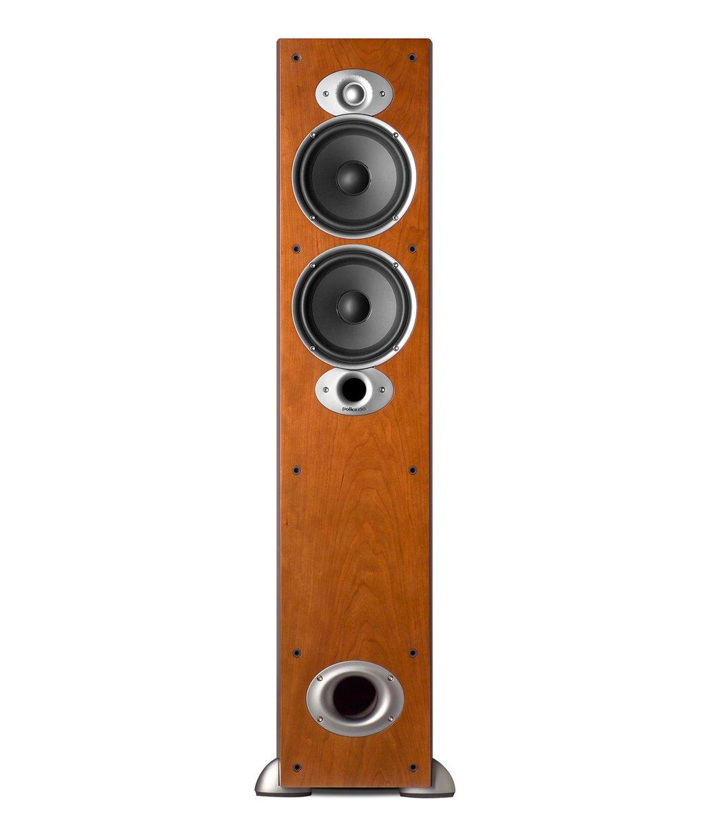 Polk Audio RTI A5 Floorstanding Speaker (Single, Cherry) by Polk Audio