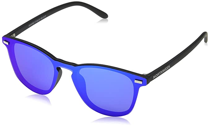 NORTHWEEK Wall Phantom Jibe Gafas de sol, Blue, 136 Unisex ...