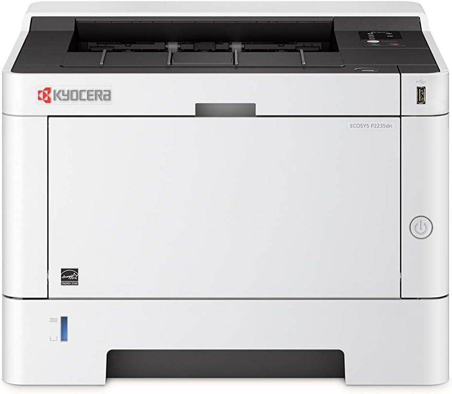 Kyocera Ecosys P2235dw Impresora láser WiFi | Blanco y Negro ...