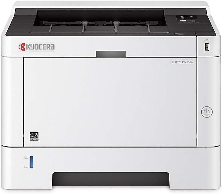 Kyocera P2235DN LED Impresora Laser 1102RV3NL0 A4/Duplex/LAN/Mono ...