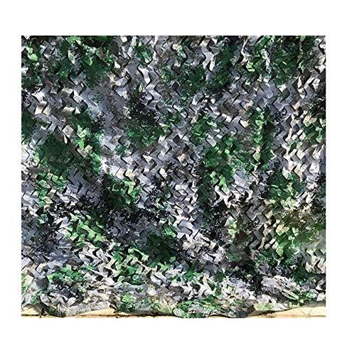 Tarnnetz Jungle Sonnenschutz Tarnnetz Sun Tarnnetz, kann für die Jagd Camping versteckte Dekoration verwendet werden, eine Vielzahl von Größen und Farben zur Auswahl ( Farbe   D , größe   1010m )