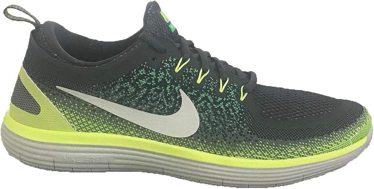Amazon Com Men S Nike Free Rn Distance 2 Running Shoe Road Running