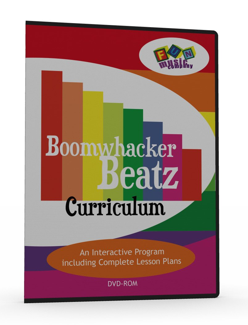 Boomwhacker Beatz Curriculum Edition by The Fun Music Company
