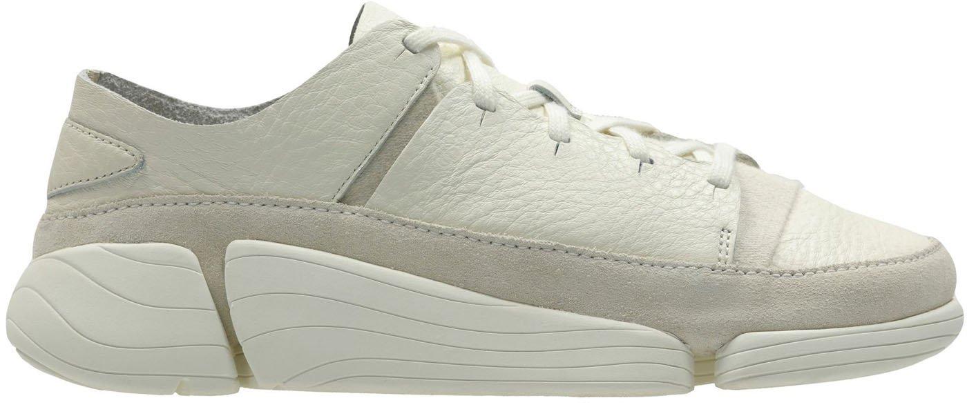 Clarks - Womens Trigenic Evo. Shoe B071FSJ8MS 8.5 B(M) US White
