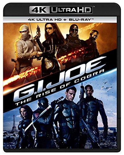 G.I.ジョー(4K ULTRA HD + Blu-rayセット)[4K ULTRA HD]の商品画像