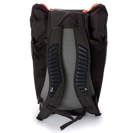 07cbcb803797 Amazon.com  Nike KD Max Air VIII Basketball Backpack Deep Pewter Bright  Citrus Orange  Sports   Outdoors
