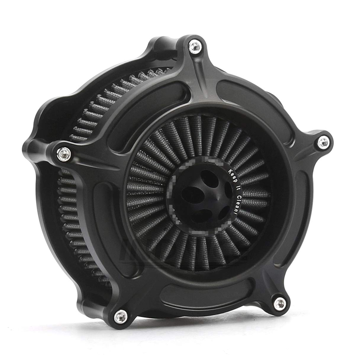 Turbine Spike Air Cleaner for harley sportster 1200 1991-2019 air filters sportster iron 883 by HAPPY-MOTOR