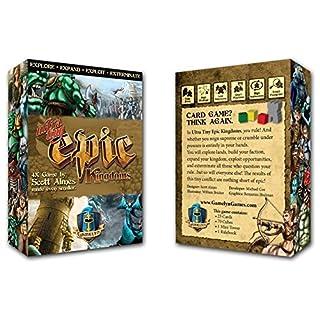 Ultra-Tiny Epic Kingdoms Pocket Board Game