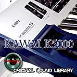 KAWAI K5000 Workstation - THE best sound of Kraftwerk - Large unique original 24bit WAVE/Kontakt Multi-Layer Samples/Loops Library. FREE USA Continental Shipping on DVD or download;