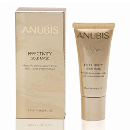Anubis Effectivity, Mascarilla hidratante y rejuvenecedora para la cara - 200 ml.