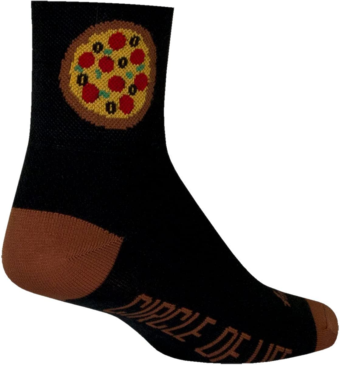 SockGuy Bevy 3IN Cycling Sock
