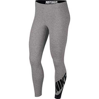 346d92beaa485 Amazon.com: Nike Womens Leg-A-See Futura 7/8 Legging: Clothing