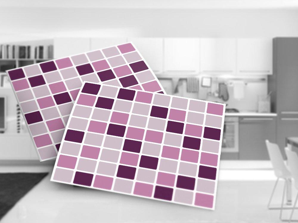Adhesivos para Azulejos - Paquetes con 24 (10 x 10 cm, Azulejos ...