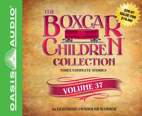 The Boxcar Children Collection Volume 37 (Library Edition): The Rock 'N' Roll Mystery, The Secret of the Mask, The Seattle Puzzle (Boxcar Children (Seattle Boxcar)