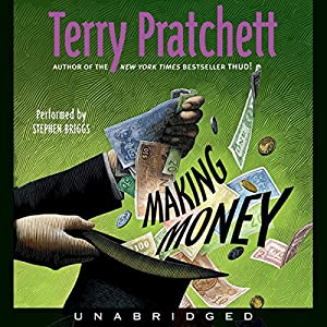 Making Money: Discworld #36 Audiobook