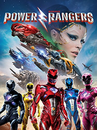 DVD : Saban's Power Rangers