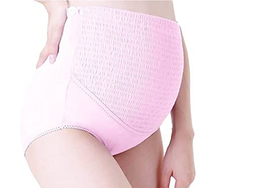 c31f363be1db3 UtopyaUK® Maternity Underwear Panties Over The Bump High Waist Pregnancy  Knickers for Pregnant Women Comfortable