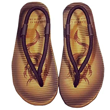 15724d954 Image Unavailable. Image not available for. Color  George Jimmy Casual  Outdoor Flip Flops Plastic Slippers ...