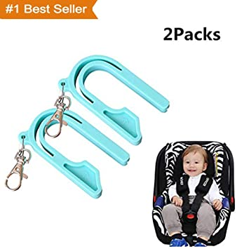 Easy Buckle Release,Car Seat Unbuckle,The Car Seat Key for for Anyone with Thumb Pain or Weakness 2 Pack Carpal Tunnel Including Arthritis Child