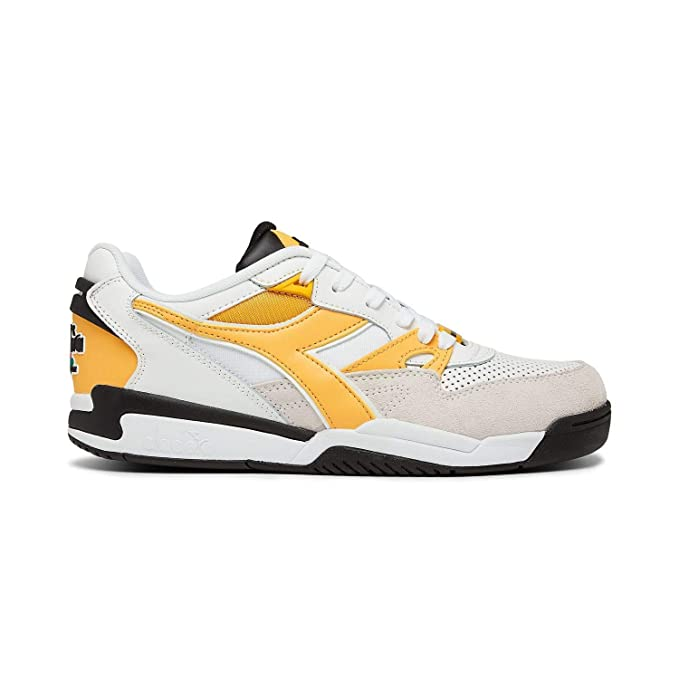 Diadora Scarpe Fashion Rebound Ace Bianco 173079 41: Amazon