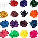 Candle Shop - 16 dye colors - Dye chips for making candles - Candle wax Dye - A great choice of colors - Sample