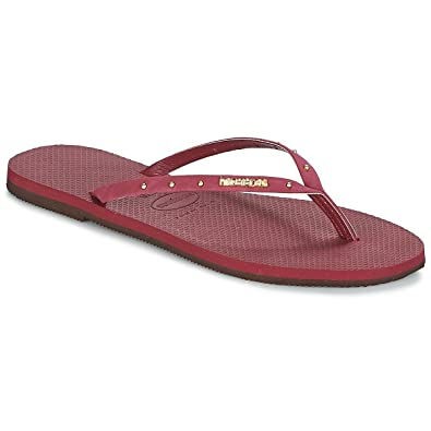 0b8414fad Havaianas Women s You Maxi Flip Flops  Amazon.co.uk  Shoes   Bags