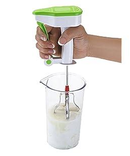 AD Passion Power Free Hand Blender for - (Butter Milk, Lassi Maker, Mixer Egg Beater, Butter, Coffee, Milk, Egg Shaker & Dal)