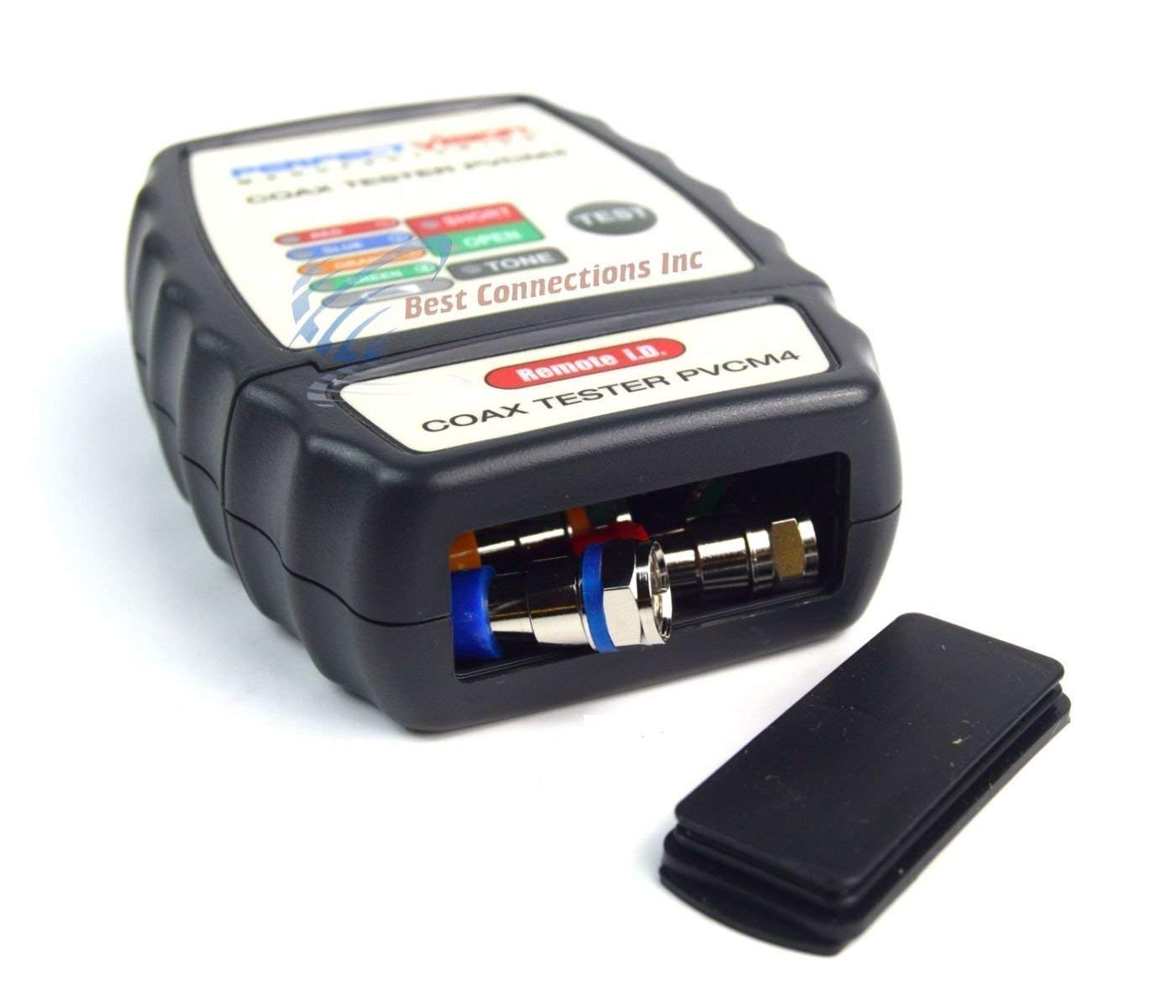 4 Way Coax Cable Mapper Tracker Toner Tracer Finder RG6 RG59 Tool Perfect Vision