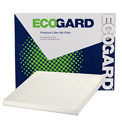 ECOGARD XC26185 Premium Cabin Air Filter Fits Fiat 500 2012-2020: Automotive