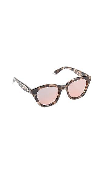 Amazon.com: Le Specs Mujer wannabae anteojos de sol, Multi ...