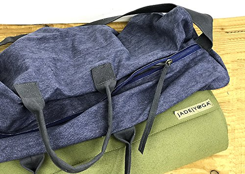 Amazon.com: Yoga mat bag Extra Large yoga bag for blocks ...